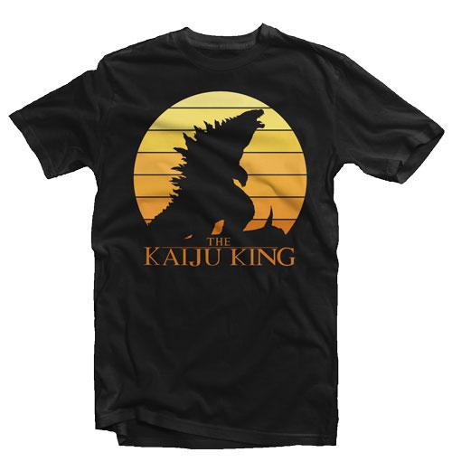 """""""The Kaiju King"""" by MikeGoesGeek"""