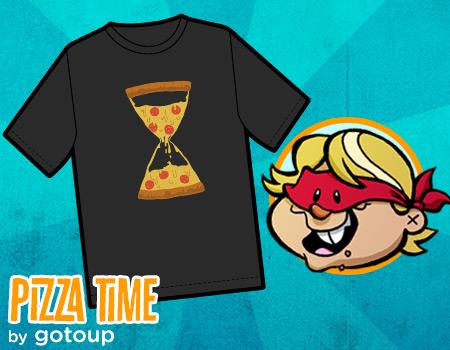 Shirts-PizzaTime